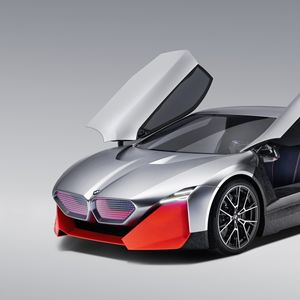 BMW unveils Vision M Next Concept – a 180mph hybrid sports car that drives itself