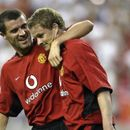 Ole Gunnar Solskjaer visits Roy Keane's house for tea and takes on board opinions of former Man Utd team-mate