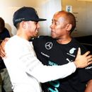 Lewis Hamilton has 'best relationship he's ever had' with dad Anthony after spectacular fall-out which saw British F1 superstar fire him