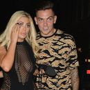 Sam Gowland kicked off Geordie Shore again after discovering Chloe Ferry snogged another man in Portugal