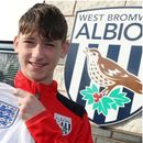 English whizkid Louie Barry, 16, 'rejects £2.7m PSG offer' to join Barcelona from West Brom