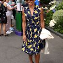 Who's in the Wimbledon 2019 Royal Box today? Kelly Holmes, Denise Lewis and Lioness World Cup Heroes watch the action on day 9