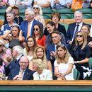 Neville's Lionesses roaring on Jo Konta in Wimbledon Royal Box following World Cup heroics
