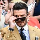 Who's in the Wimbledon 2019 Royal Box today? David Beckham, Chris Evans and more