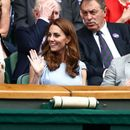 Who's in the Wimbledon 2019 Royal Box today? Prince William and Kate Middleton, plus Jeff Bezos and Benedict Cumberbatch