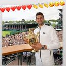 Jelena sends hearts and kisses to husband Novak Djokovic after missing Wimbledon final