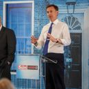 Final face-off between Boris Johnson and Jeremy Hunt showed both would make a decent PM