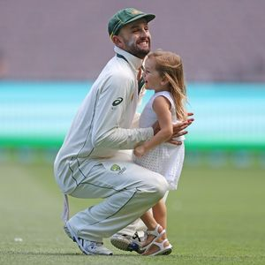 Nathan Lyon's daughter, 4, rushed to hospital with severe flu as Australian cricket ace prepares for Ashes on opposite side of world