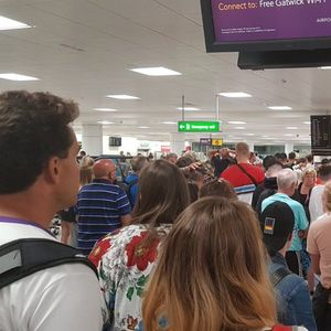 Gatwick Airport chaos as passengers forced to wait 'FOUR HOURS' for luggage in summer getaway mayhem