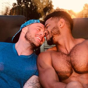 Duncan James says he's 'proud to be gay' as he cosies up to Brazilian boyfriend