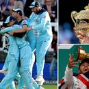 Fans hail 'best day of sports ever' as epic Wimbledon and Cricket World Cup finals go down to the wire