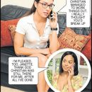 Stacey has discovered she's pregnant after having an affair  — Deidre's photo casebook