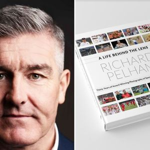 Richard Pelham's iconic photos from 30-year career at The Sun captured in glorious book A Life Behind The Lens