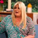 Gemma Collins rows with fellow passenger over aeroplane seat on economy flight as she tried to sleep