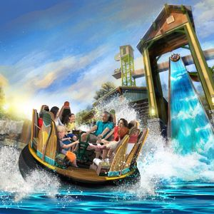 Silver Dollar City is one of the best theme parks in the world and now it's getting a new 8-storey raft ride