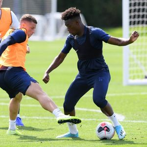 Hudson-Odoi back in training with Chelsea team-mates in timely boost to struggling boss Lampard