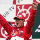 Michael Schumacher could be able to 'cry at stories' and 'move his thumbs', top brain expert believes as he undergoes stem cell treatment