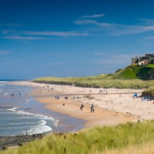 Rain or shine Northumberland has plenty to entertain on a fun family holiday