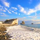 Head to beautiful Paphos and hunt for eternal youth at Aphrodite's rock