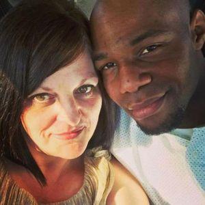My sex-mad swinger toyboy hit me 'like a punchbag', slit my face and left me for dead when I dumped him