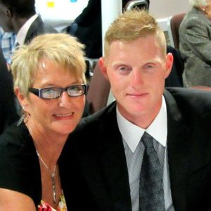 Ashes hero Ben Stokes' brother and sister were killed by his mum's jealous ex, three years before his birth