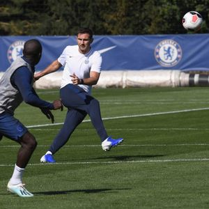 Chelsea prepare for Liverpool as Lamps reveals he tries to be like Mourinho with players