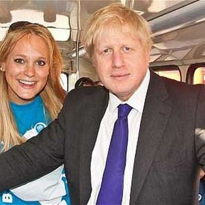Boris Johnson REFUSES to deny affair with ex-model businesswoman who he's accused of helping win public cash