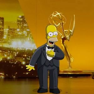 Homer Simpson opens the Emmys after ceremony is slammed for running without a host
