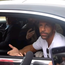Man Utd legend Ferdinand confronts fan YouTubers who shout 'Ole Out' at him through car window