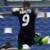 Sassuolo star Francesco Caputo falls spectacularly over hoarding when celebrating second goal in 3-0 win over Spal