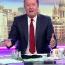Piers Morgan impersonates Kim Kardashian's Emmys speech after she's laughed off stage with sister Kendall Jenner