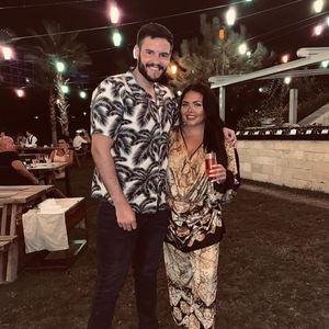 Scarlett Moffatt moves in with her policeman boyfriend two years after heartbreaking split