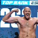 Boxer Tyson Fury wrestles with WWE offer as WrestleMania bosses try to tempt him into the ring