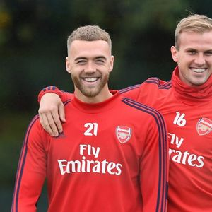 Arsenal ace Rob Holding jokes big mate Calum Chambers was 'sad' when he got a girlfriend but that he's 'finally over it'