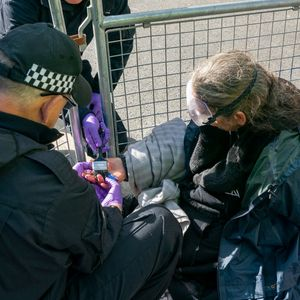 Just leave Greta Thunberg's Extinction Rebellion groupies glued to the railings to cause a real stink