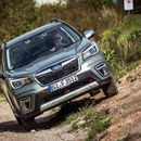 Subaru's Forester e-Boxer does what it's always done – only now it does it all a little bit better