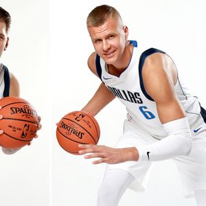 Dallas Mavericks star pair Porzingis and Doncic can't wait to get started as they bid for play-offs in Dirk's absence
