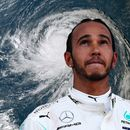 Typhoon Hagibis threatens to cause F1 qualifying chaos with 140mph winds set to batter Lewis Hamilton and Co at Japanese Grand Prix