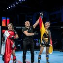 Germany's MMA golden girl Anna Gaul inflicts pain before studying to help the injured