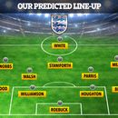 How England women could line up against Germany with Neville's Lionesses set to break attendance record at Wembley