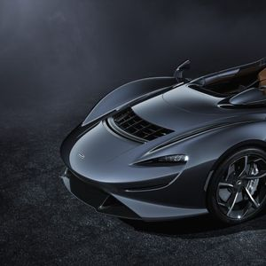 McLaren unveils £1.4million supercar inspired by 1960s racer – and it doesn't have a roof, windscreen or windows