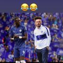 Chelsea assistant Jody Morris trolls Frank Lampard with hilarious mash-up of the Blues boss with Tammy Abraham's hair
