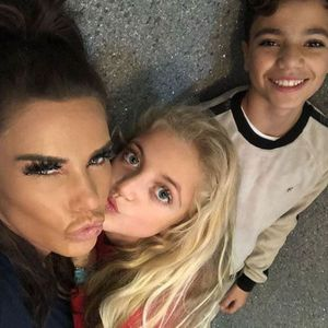 Katie Price's son Junior, 14, hits back at troll who slated her on Instagram telling them to lay off his mum
