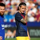 Barcelona star Lenglet admits Messi and Griezmann aren't close but insists 'contact will come with time'