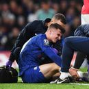 Mason Mount trains after suffering ankle injury with Chelsea midfielder set for late fitness tests ahead of Palace clash