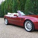 Limited-edition Aston Martin DB7 convertible owned by Sir Elton John could be yours for £29,000