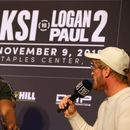 KSI vs Logan Paul ring walk times: What are the exact times for tonight's fight card