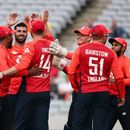 England beat New Zealand with ANOTHER Super Over victory to win T20 series in scenes replicating Cricket World Cup drama