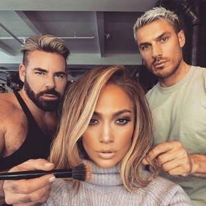 Jennifer Lopez makes drastic style change with asymmetrical blonde bob