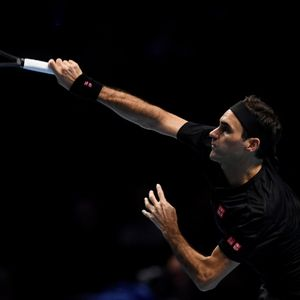 Tennis fans left baffled by ATP Finals speed gun showing Federer serving 5mph SLOWER and other random results